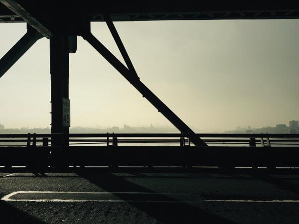George Washington Bridge nr. 3 by Jens Haas