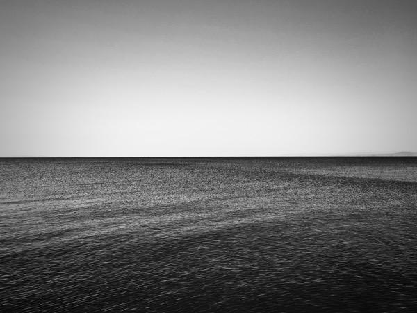 Aegean Sea nr. 4 by Jens Haas