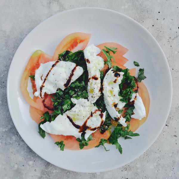 Mozzarella di Bufala by Jens Haas