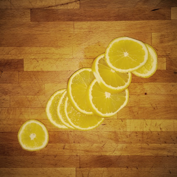 Orange Slices by Jens Haas