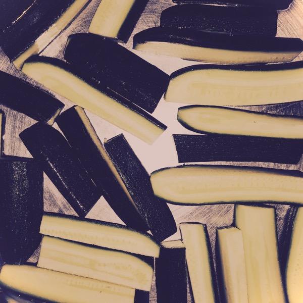 Zucchini by Jens Haas